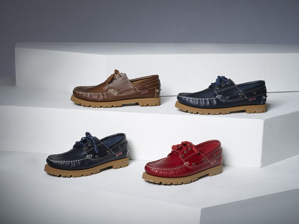 TRAVEL FOX 四大形象之SMART智慧系列-雷跟鞋款