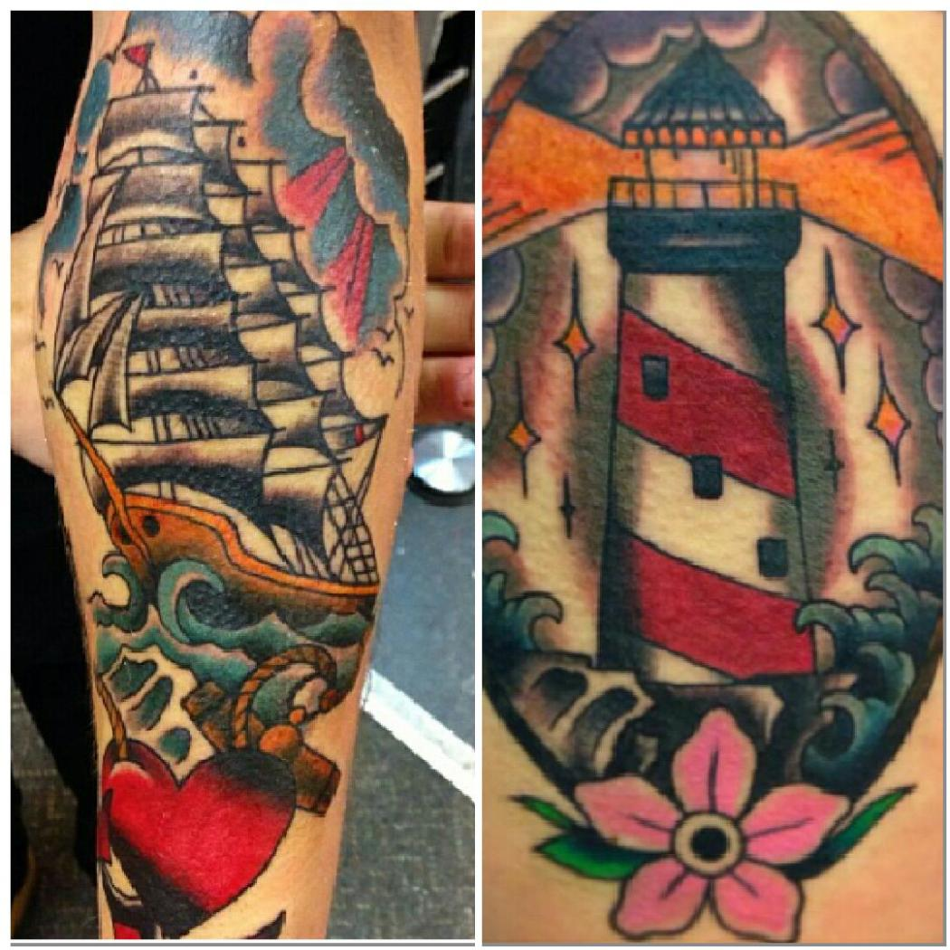 zmvukBmYfEship and lighthouse