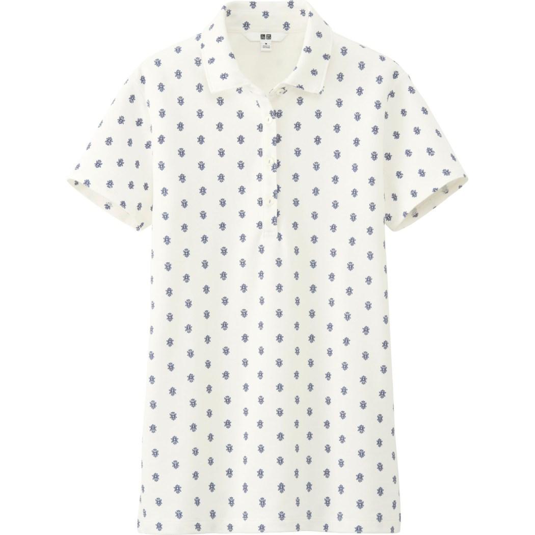 女裝印花POLO衫(短袖)SALE特價390元
