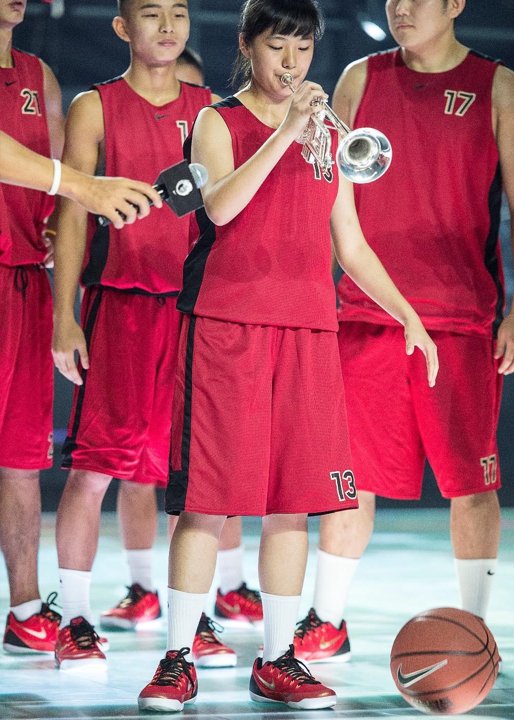 李旻庭:籃球是我的第二愛好