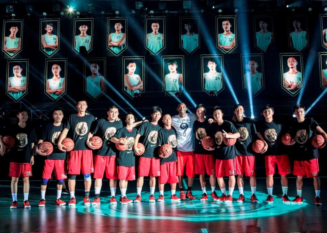 Kobe Bryant:一定要做到永不放棄,找到你真正熱愛的事情,然後一直努力,不停進步,打出名堂