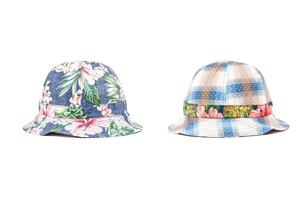 less-rooster-and-pineapple-pattern-bucket-hat-4