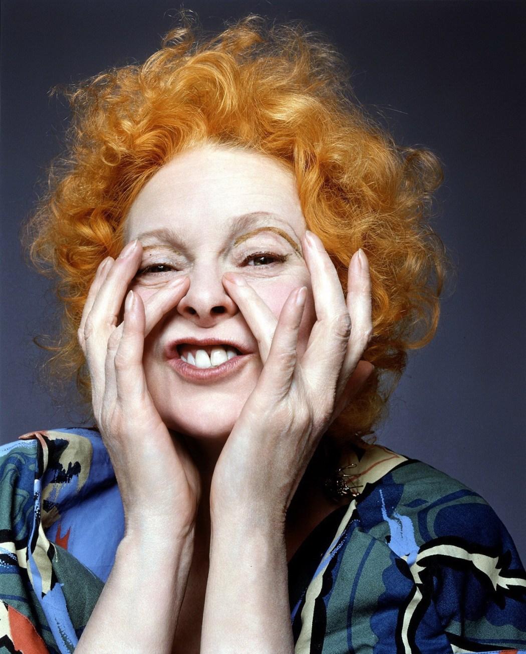 Vivienne Westwood's Portrait