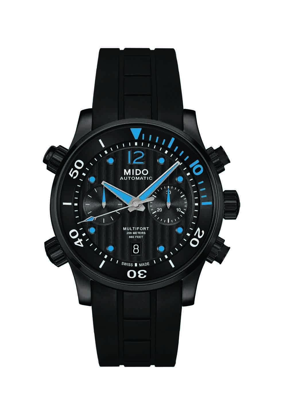 先鋒系列潛水計時腕錶 M005.914.37.050 建議售價NT$69200