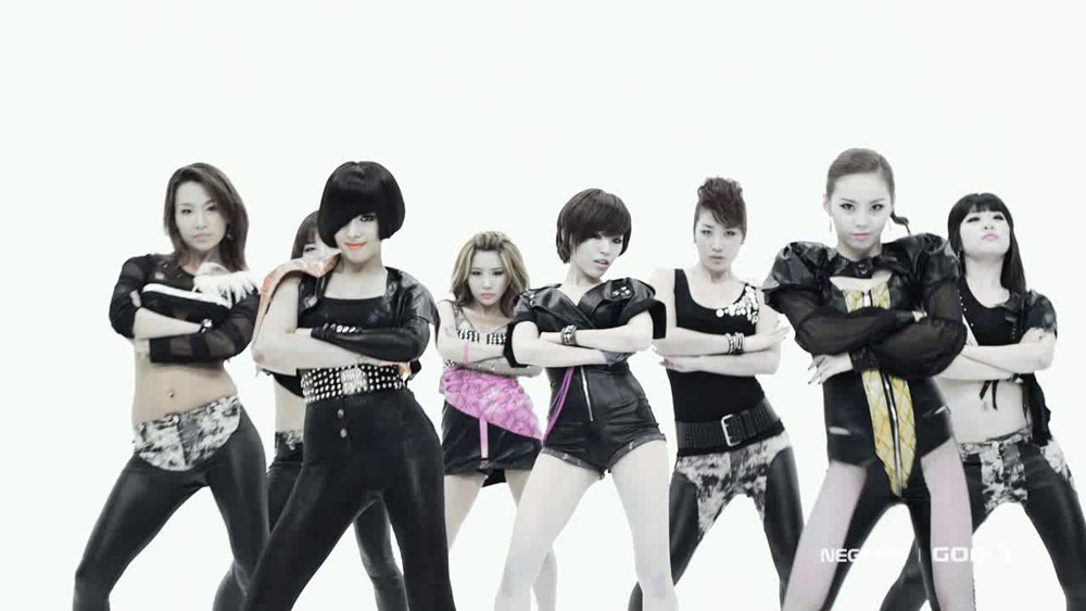 Brown Eyed Girls - Abracadabra1