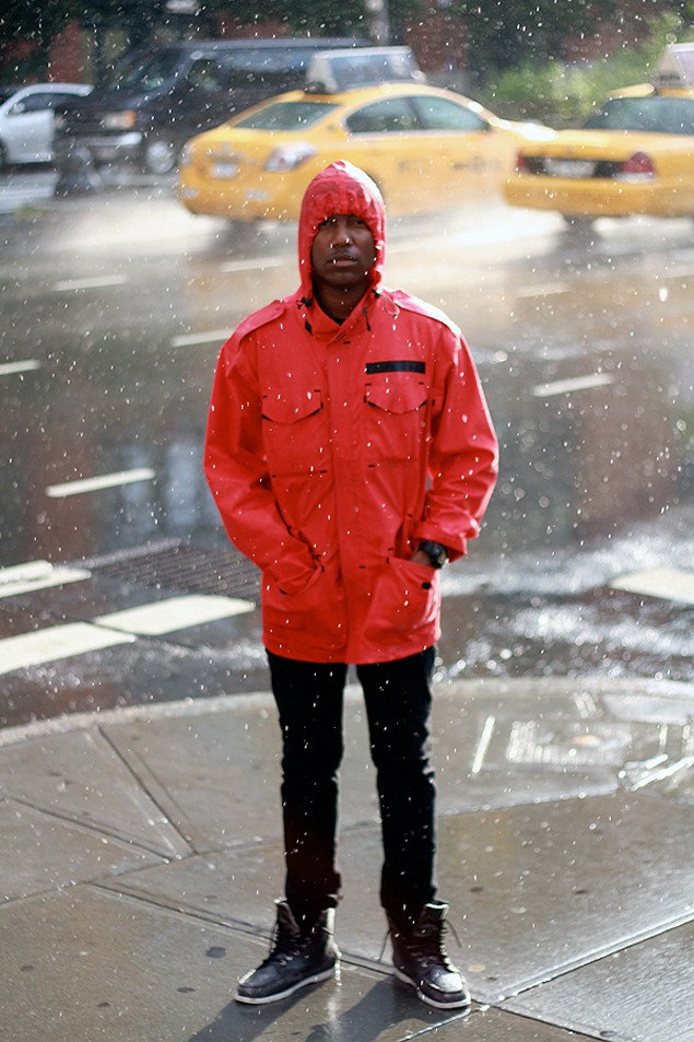 STREET STYLE | Marcus Troy
