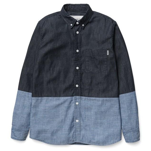 L-S Morton Shirt-I0177110102-01-324386