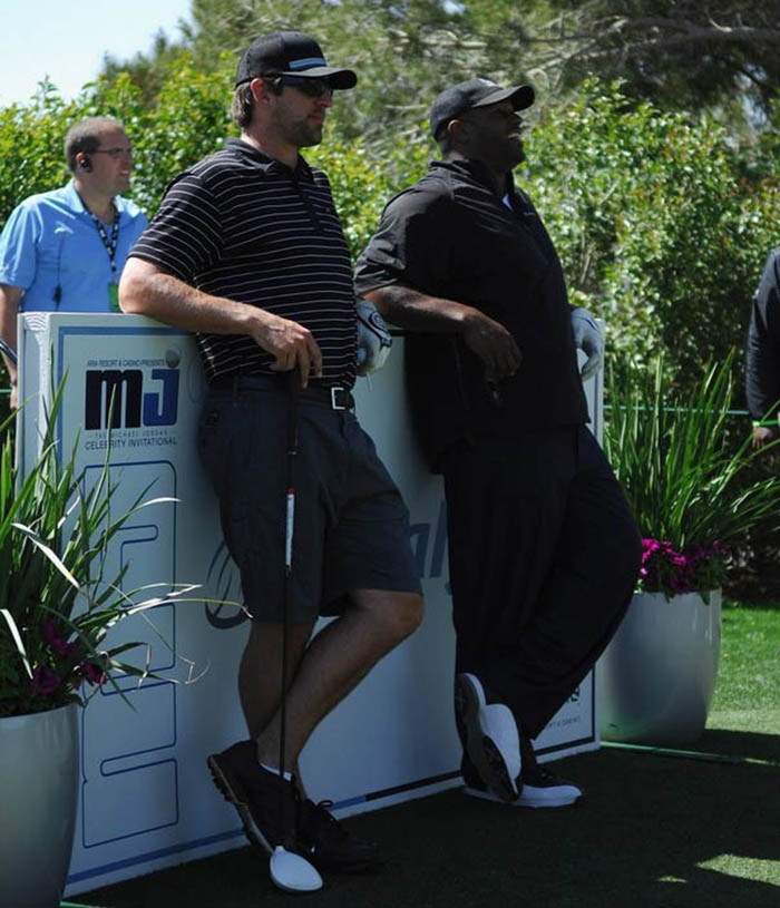 11th Annual Michael Jordan Celebrity Invitational - Day 3
