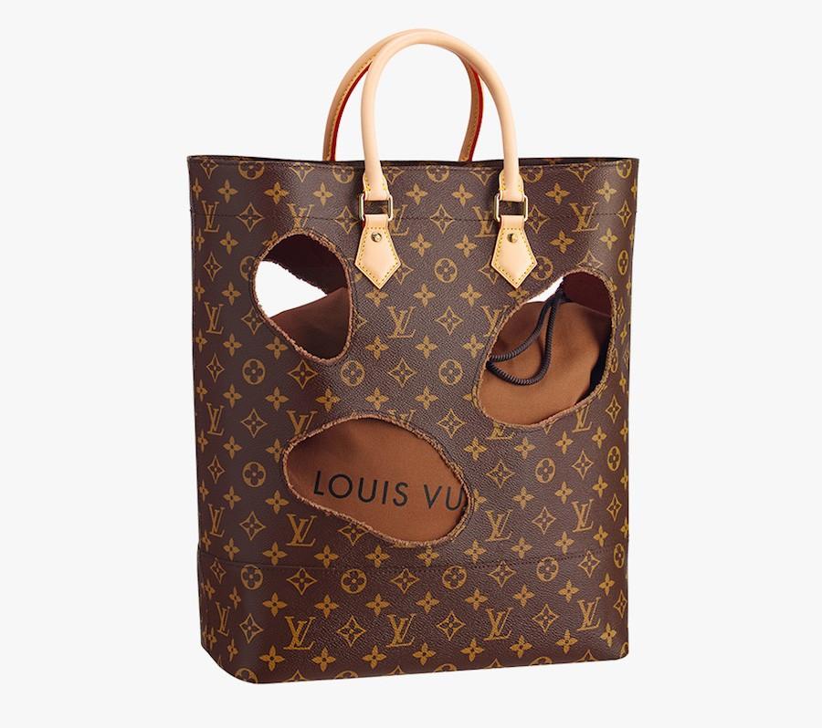 Louis-Vuitton-Rei-Kawakubo-Bag-With-Holes-