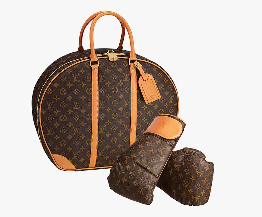 Louis-Vuitton-Karl-Lagerfeld-Punching-Suitcase