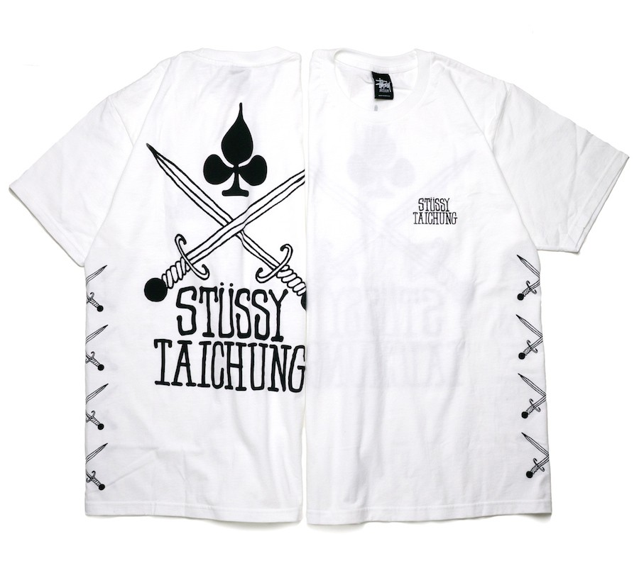 TaichungSwordsTee_NT$1400