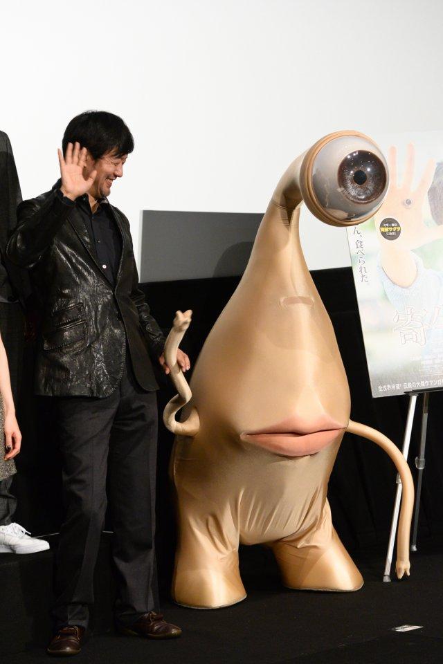 《寄生獸》東京影展閉幕首映 媒體讚譽年度科幻大作完美翻拍無尿點 台灣12月19日上映 (2)