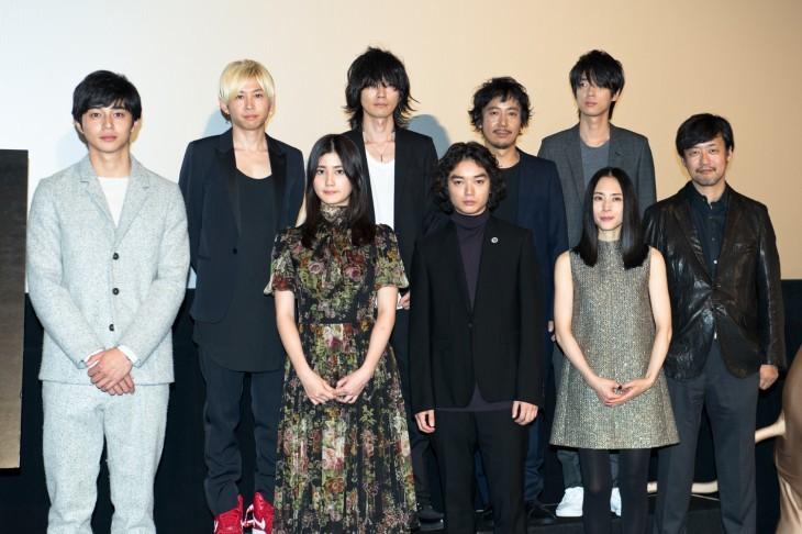 《寄生獸》東京影展閉幕首映 媒體讚譽年度科幻大作完美翻拍無尿點 台灣12月19日上映 (4)