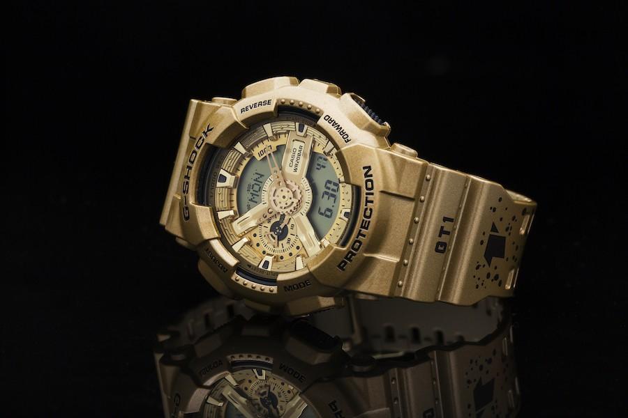 G-SHOCK STORE, TAIPEI一周年限量錶款_建議售價NT$6500