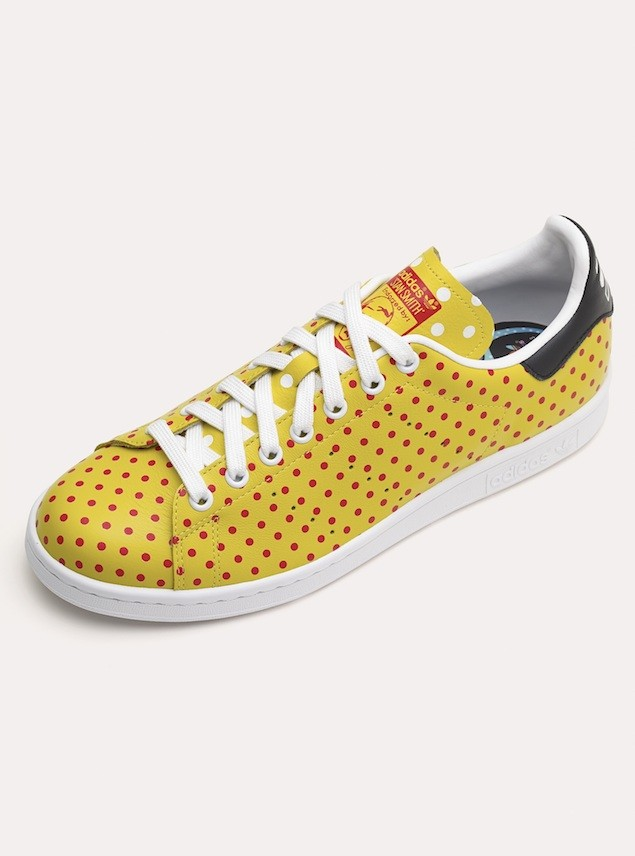 "adidas Originals=Pharrell Williams""Polka Dot""_Stan Smith_NTD4,690"