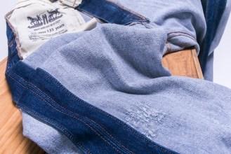 LEVI'S Warm Jeans 採取丹寧與保暖布料交織的製法,以維持與一般丹寧褲一樣的厚度,更同時擁有保暖特性,輕薄、保暖、有型!
