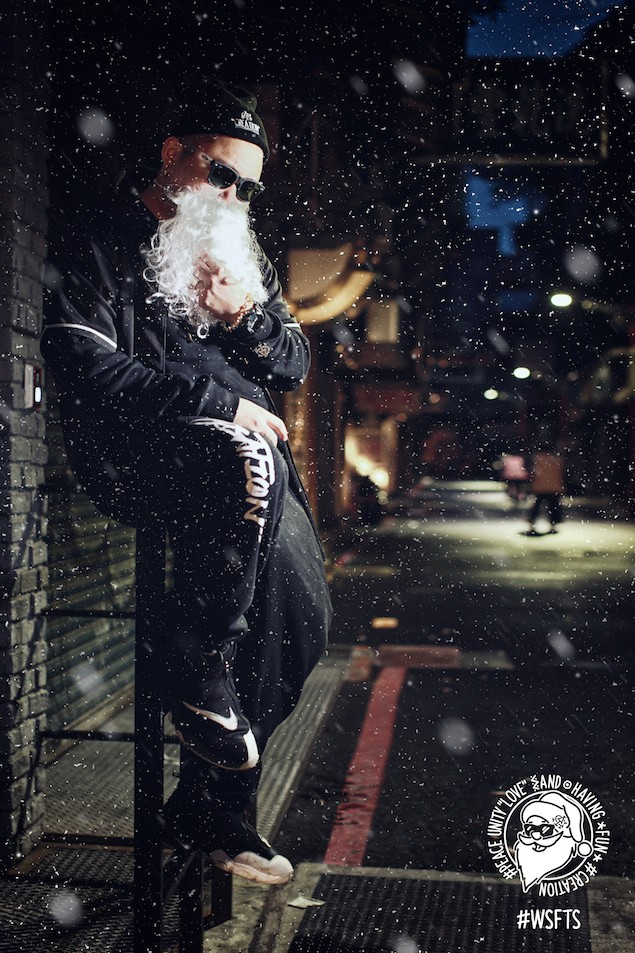 黑色聖誕老人成員1