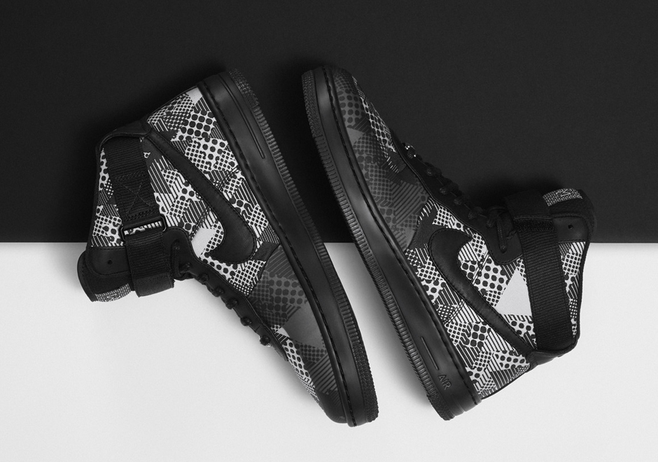 """Nike WMNS Air Force 1 """"BHM"""" / US $140"""