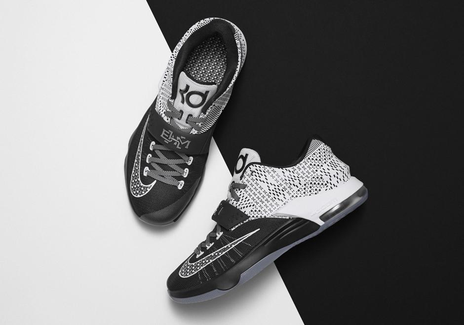 "Nike KD 7 ""BHM"" / US $170"