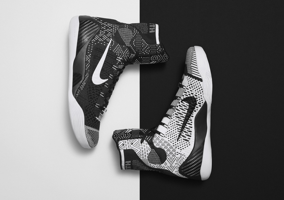 "Nike Kobe 9 Elite ""BHM"" / US $250"