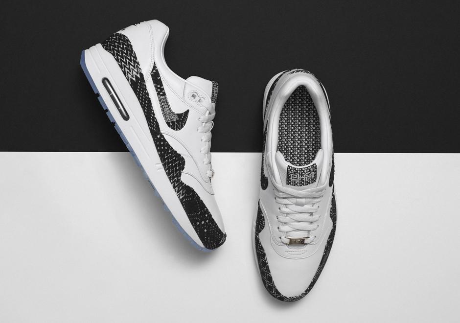 """Nike Air Max 1 """"BHM"""" / $125"""