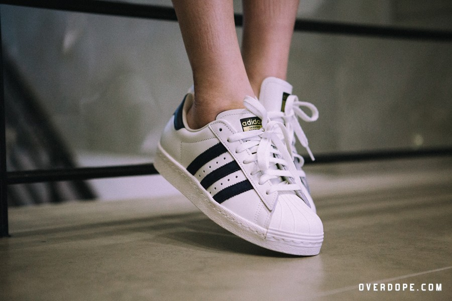 """ADIDAS / SUPERSTAR 80s """"Vintage Deluxe"""" Collection / NT.4,490"""