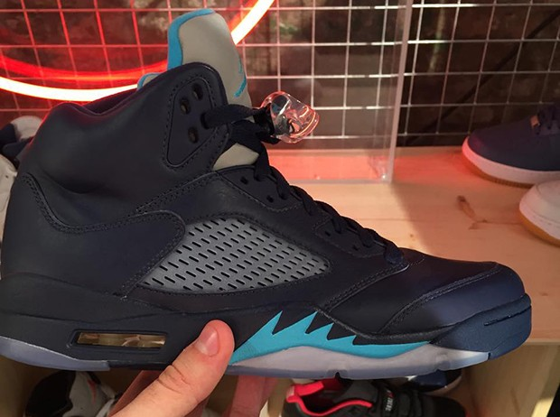 Air Jordan 5 Retro @ May 2, 2015