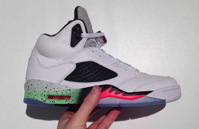 Air Jordan 5 Retro @ June 6, 2015