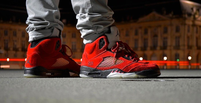"The Air Jordan 5 Retro ""Toro"" @ 2015"