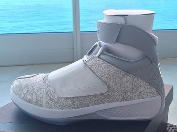 """Air Jordan 20 Retro """"Laser"""", 2015 Summer"""