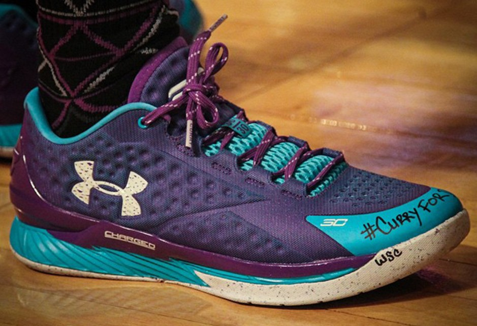 Under Armour Curry One Low