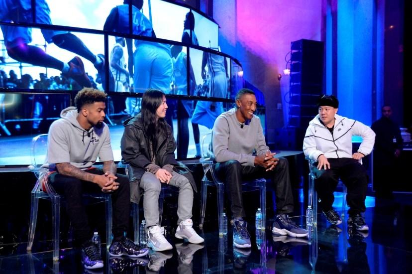 Nike設計師和運動員Nike Inside Access Studio Panel分享他們在球鞋設計和文化的看法 (1)