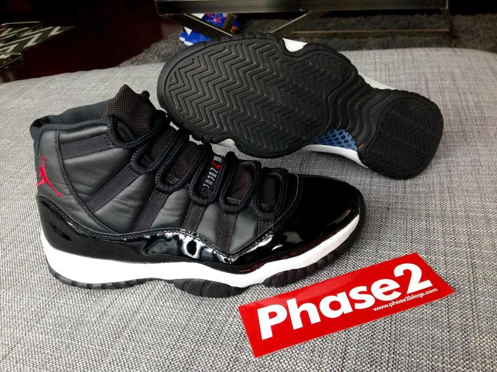 "Air Jordan 11 ""Wear-Test"""