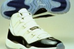 """Air Jordan 11 """"Concord with Lettering"""""""