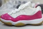 """Air Jordan 11 Low """"White/Pink""""2000年"""