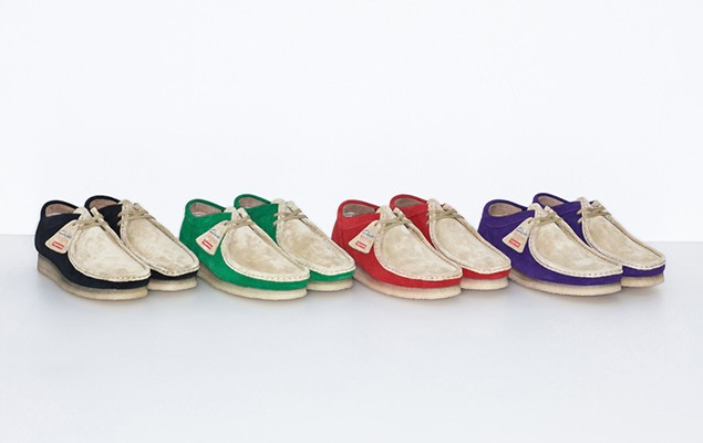 supreme-x-clarks-2015-spring-summer-wallabee-collection-1