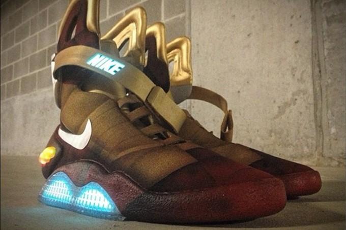 """Nike Air Mag""""Iron Man"""