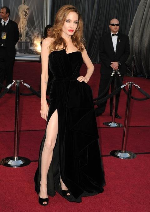 Angelina Jolie!