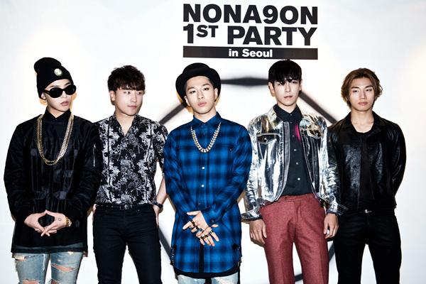 ≠BigBang (GD,Seungri, Taeyang,Top,Daesung)
