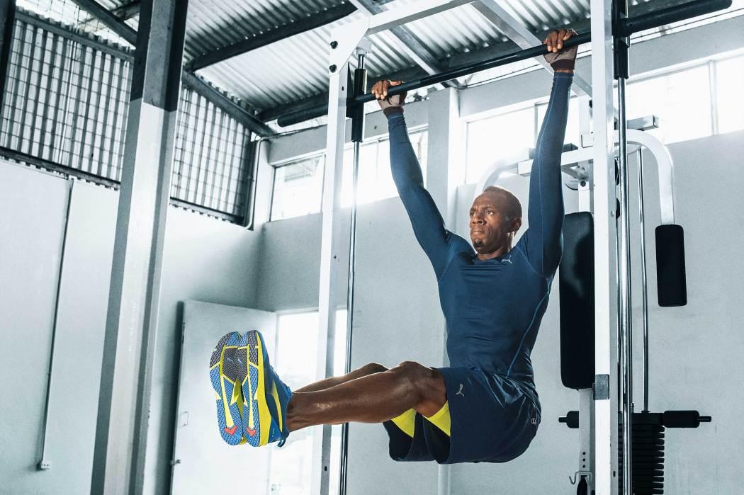 ____-___・____Usain Bolt___________PUMA___ACTV__________
