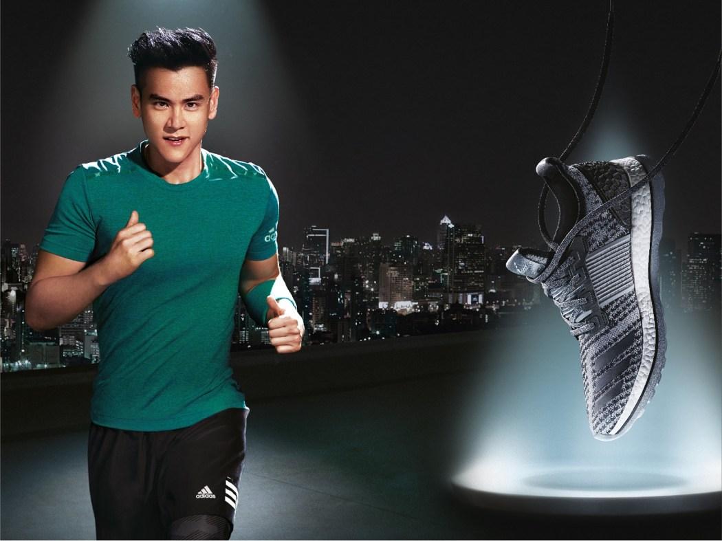 1. adidas PureBOOST ZG Mesh零重力系列跑鞋,讓潮流如影隨形,輕鬆散發多變魅力