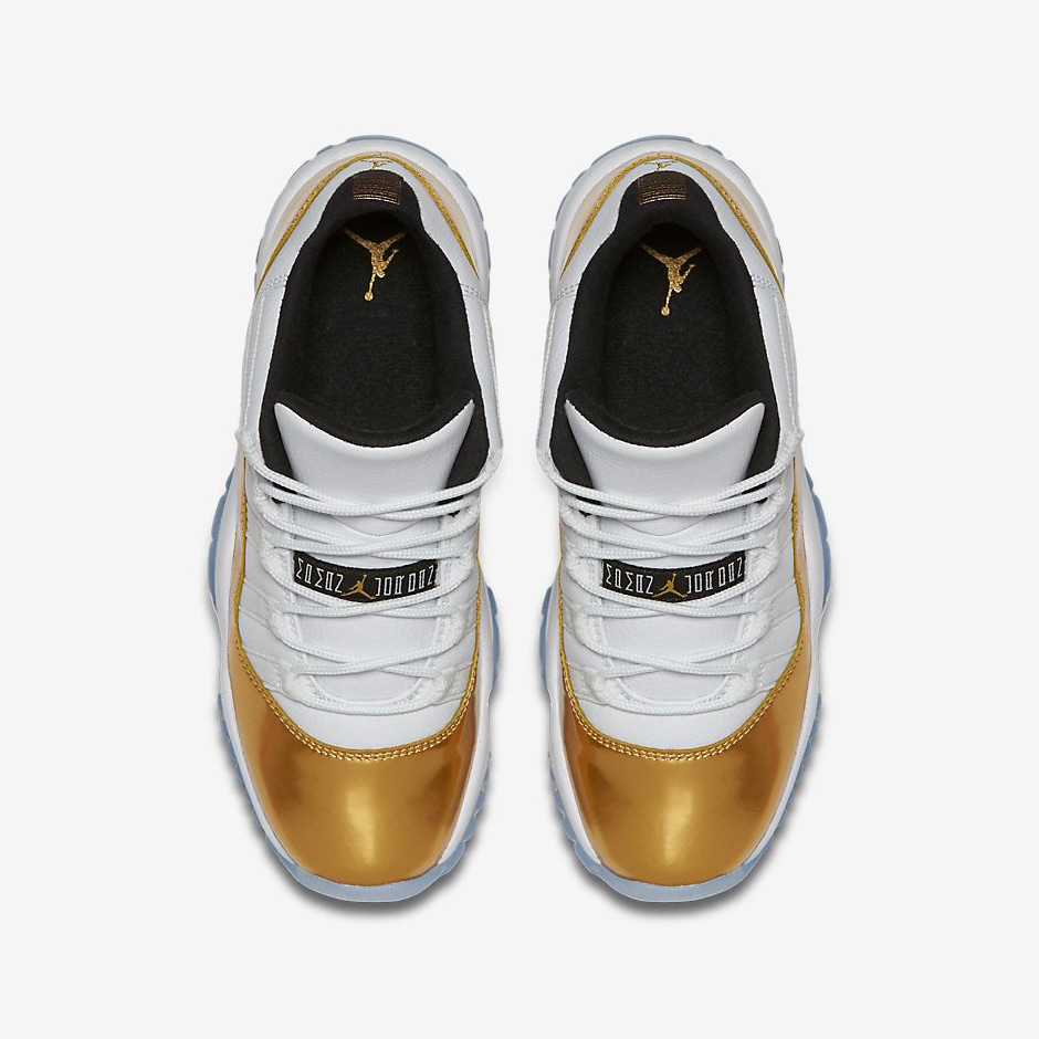 air-jordan-11-low-white-gold-2