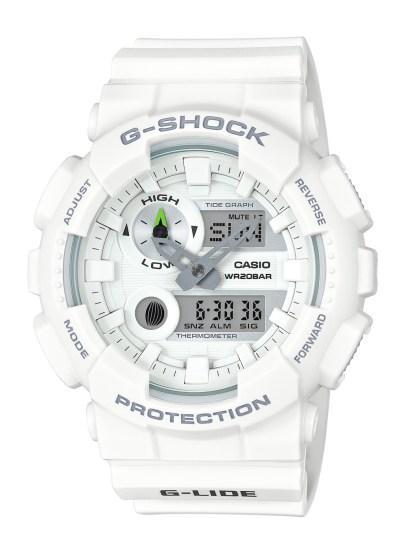 CASIO G-SHOCK G-LIDE_GAX-100A-7A_建議售價NT$4,000