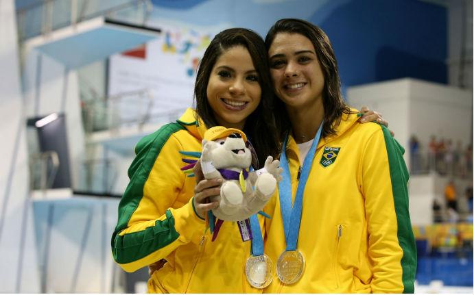 Giovanna Pedrosa Ingrid Oliveira