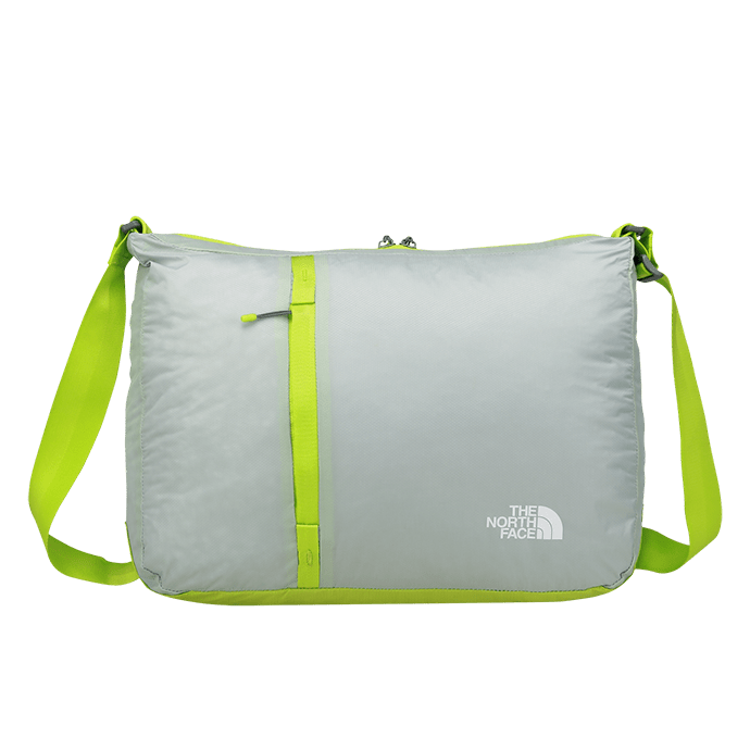 20L 輕量多功能肩背袋  (灰白/燈籠綠)  NT$1,880元