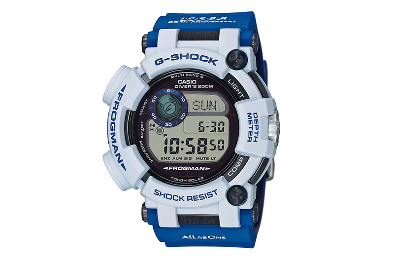 G-SHOCK_GWF-D1000K-7-Frogman限量鯨豚版蛙人錶_建議售價NT36000