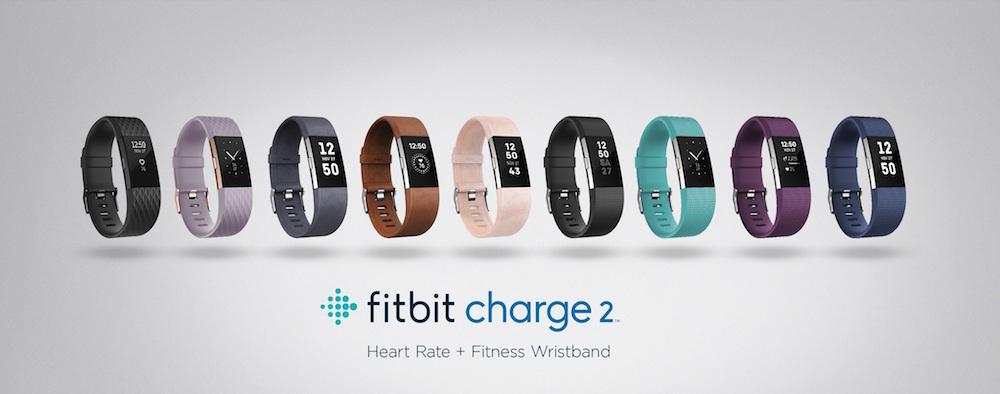 全新健身手環Fitbit Charge 2_新增呼吸指導及心跳速率監測