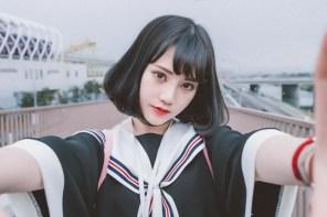 日本有橋本還奈,臺灣有李優!?街上遇到,保證讓你回頭回到脖子抽筋的女孩