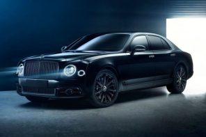 彰顯非凡品味,Bentley 替「他」打造獨家客製車款 Mulsanne Speed
