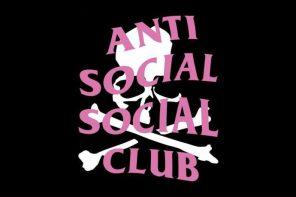 年底最毒!Anti Social Social Club 與 mastermind JAPAN 聯名開跑!